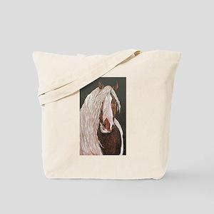 Gypsy Vanner Tote Bag
