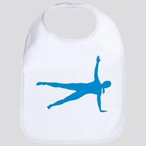 Pilates woman Bib