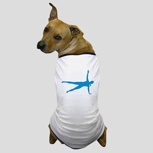 Pilates woman Dog T-Shirt