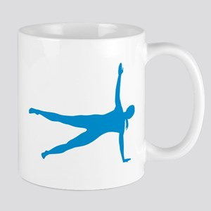 Pilates woman Mug