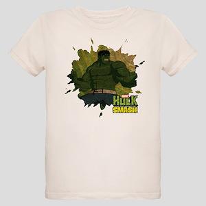 Hulk Vintage Organic Kids T-Shirt