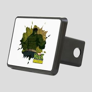 Hulk Vintage Rectangular Hitch Cover