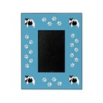 Keeshond Graphics Picture Frame