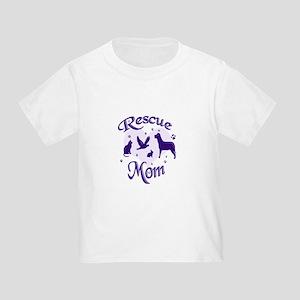 Rescue Mom T-Shirt