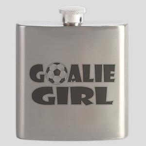 Goalie Girl - Soccer Flask
