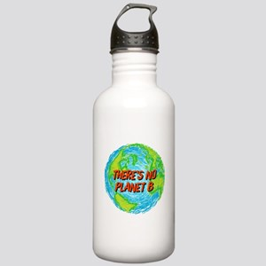 There's No Planet B Stainless Water Bottle 1.0L