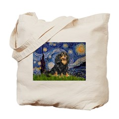 Starry Night Cavalier Tote Bag