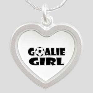 Goalie Girl - Soccer Necklaces