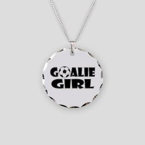 Goalie Girl - Soccer Necklace