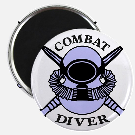 Combat Diver Magnet