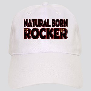 Natural Born Rocker Cap