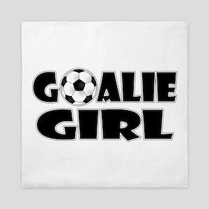 Goalie Girl - Soccer Queen Duvet