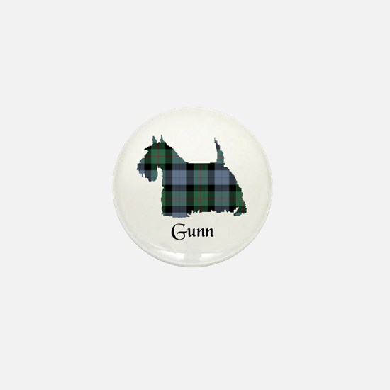 Terrier - Gunn Mini Button