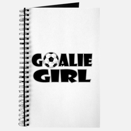 Goalie Girl - Soccer Journal