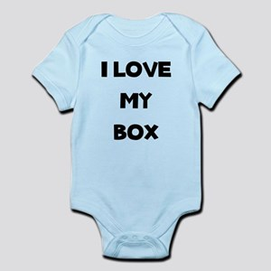 Box Love Body Suit