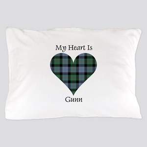 Heart - Gunn Pillow Case