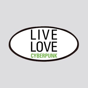 Live Love Cyberpunk Patches