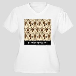 Scottie Fan Women's Plus Size V-Neck T-Shirt