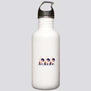 Synchronized Swimming Girls Water Bottle