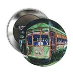 New Orleans Streetcar Button