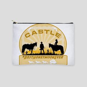 Castle Beckett Makeup Pouch