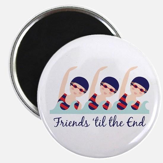 Friends til the End Magnets