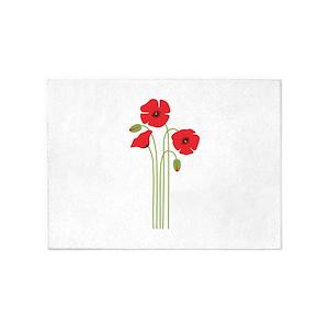 Poppy area rugs cafepress mightylinksfo