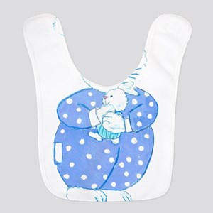Daddy rabbit/ Papa lapin Bib