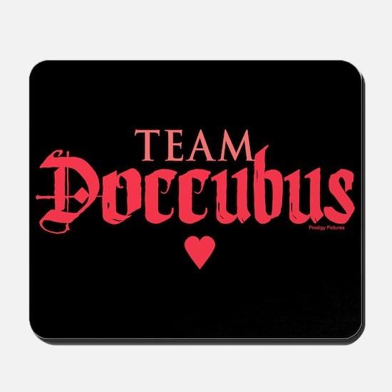 Team Doccubus Mousepad