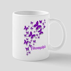 FIBROMYALGIA BUTTERFLIES 2 Mugs
