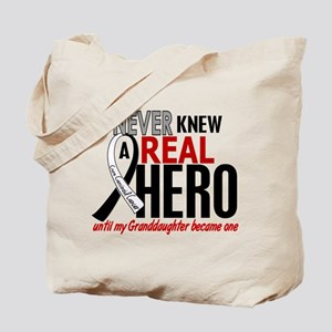 Carcinoid Cancer Real Hero 2 Tote Bag