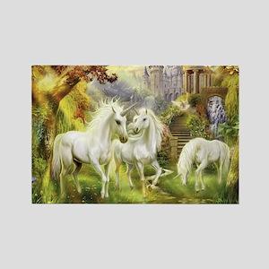 Beautiful Unicorns Magnets