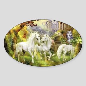 Beautiful Unicorns Sticker