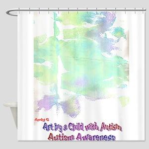 ACA A1 1 Shower Curtain