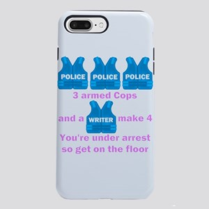 Richard Castle Funny iPhone 7 Plus Tough Case