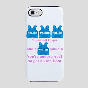 Richard Castle Funny iPhone 7 Tough Case
