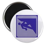 Climbing Guy Icon Magnet (10 pk)