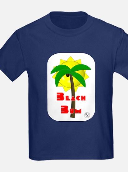 Sun & Palm Beach Bum T