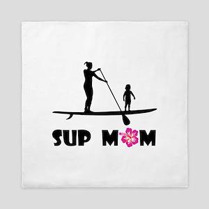 SUP_MOM Queen Duvet