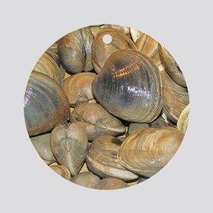 Clams Ornament (Round)