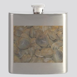 Clams Flask