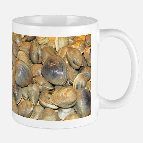 Clams Mugs