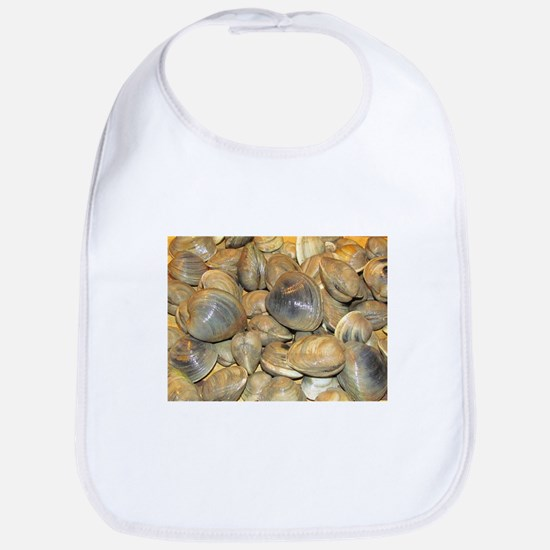 Clams Bib