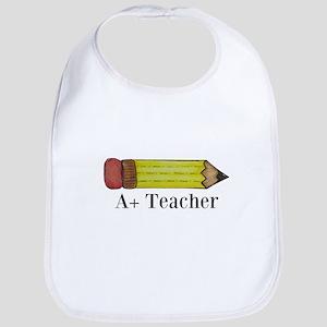 A+ Teacher Bib