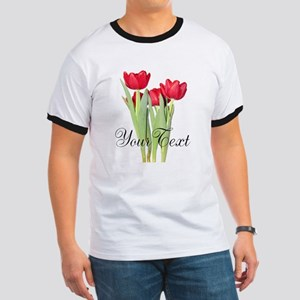 Personalizable Tulips T-Shirt