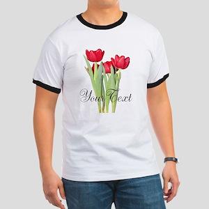 Personalizable Tulips T-Shirt