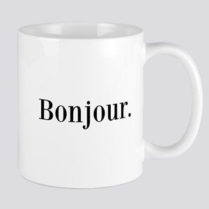 Bonjour Mugs