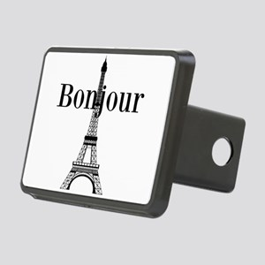 Bonjour Eiffel Tower Hitch Cover