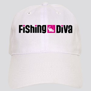 Fishing Diva Cap