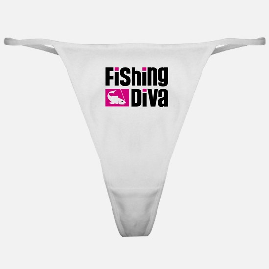 Fishing Diva Classic Thong
